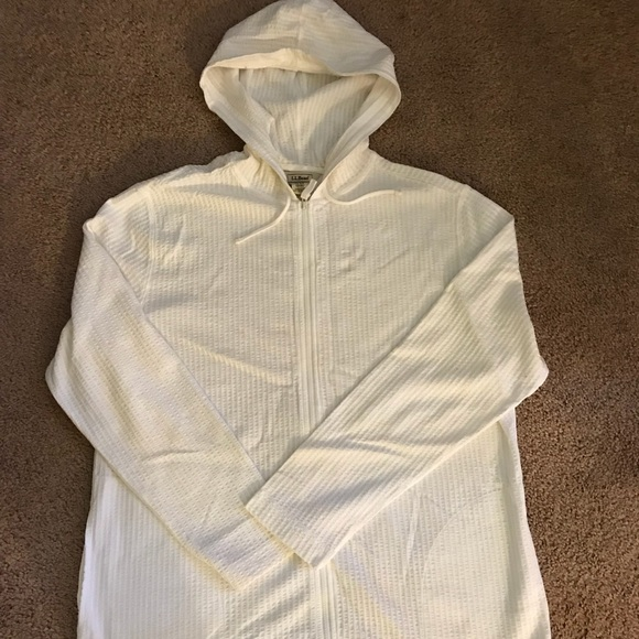 9075ff9353c07 L.L. Bean Swim | Ll Bean Longsleeve Hooded Suit Coverup | Poshmark